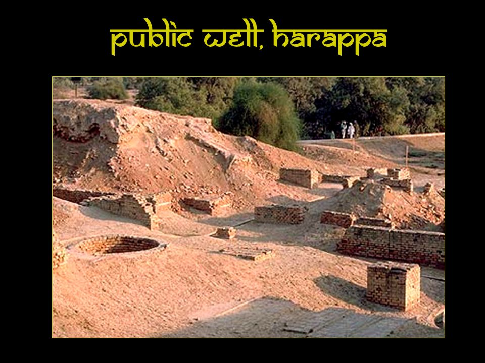 Public Well, Harappa