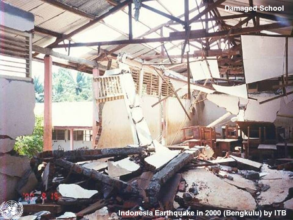 Indonesia Earthquake in 2000 (Bengkulu) by ITB