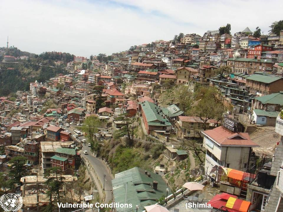 Vulnerable Conditions (Shimla, India)