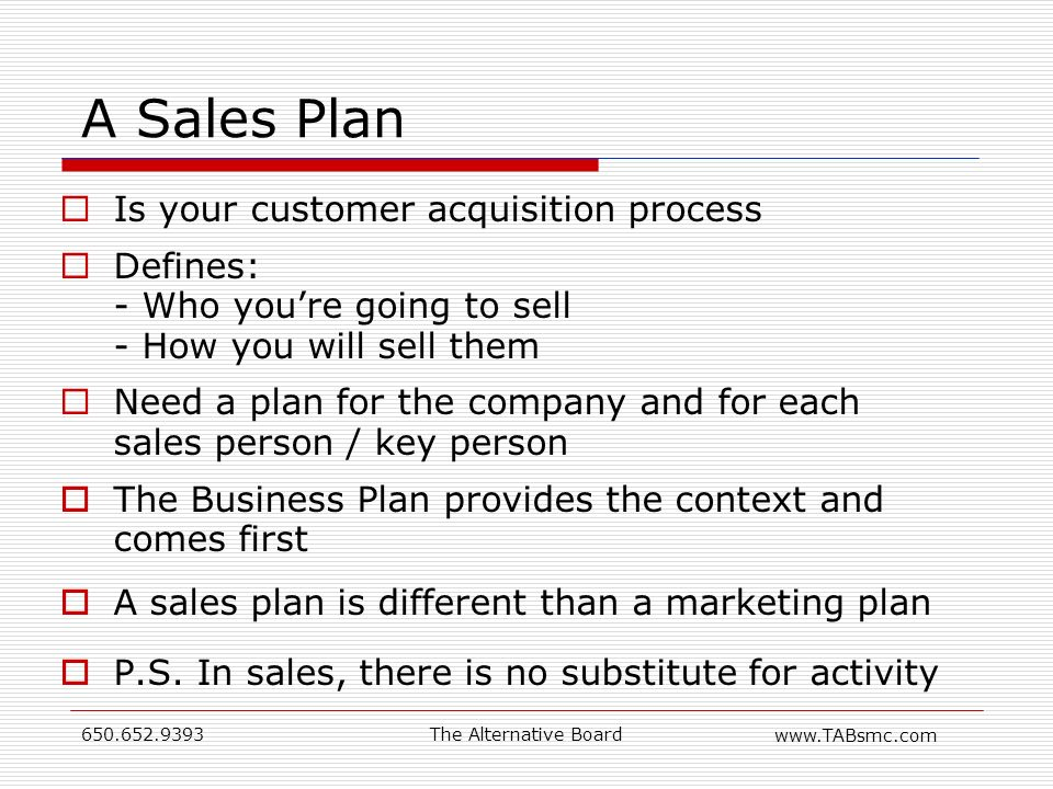 Welcome To Our Sales Workshop Writing A Sales Plan - Ppt Video