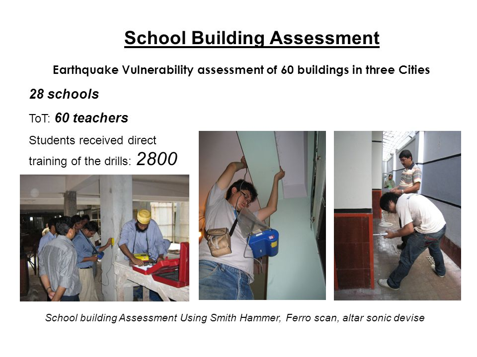 School Building Assessment