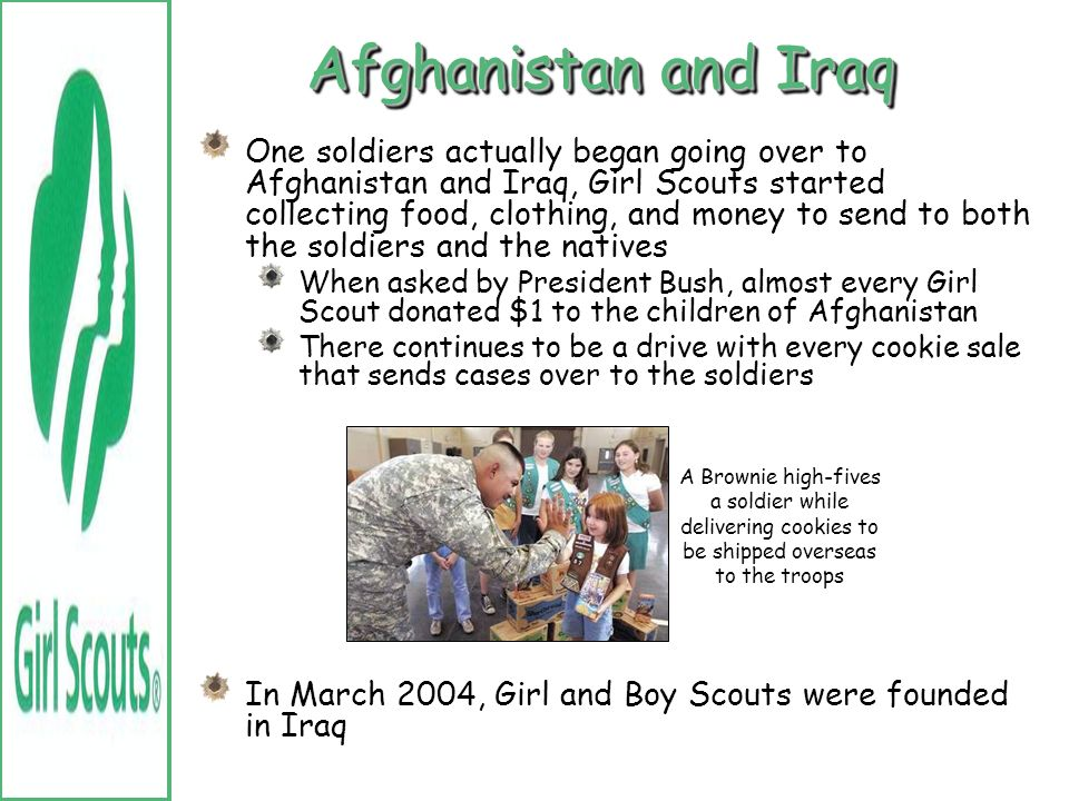 Afghanistan and Iraq