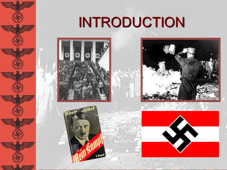 INTRODUCTION David E. Schneyer Anti-Intellectualism in Nazi Germany