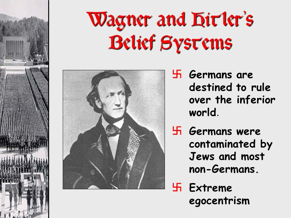 Wagner and Hitler's Belief Systems
