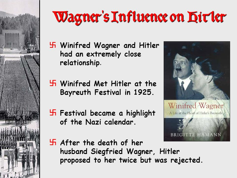 Wagner s Influence on Hitler