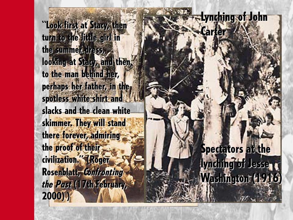Lynching of John Carter