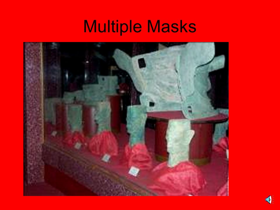 Multiple Masks