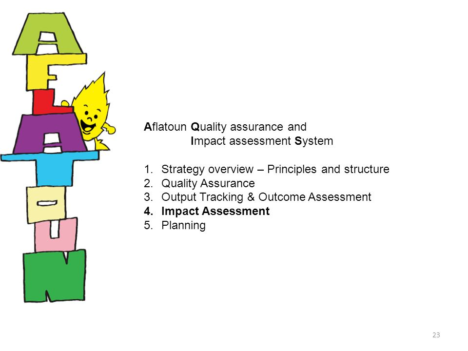 assessment and quality assurance Medicare a strategy for quality assurance our society wishes to ensure quality health care for all strategic plan for improving quality assurance in the.