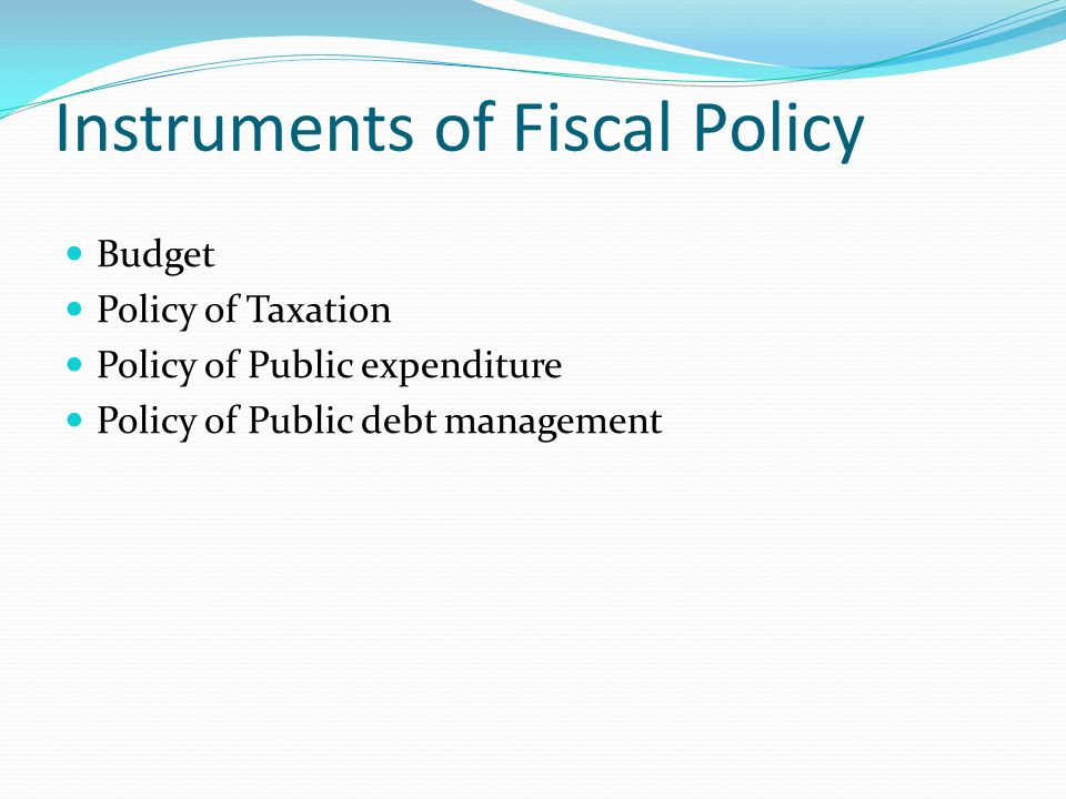 fiscal instruments Financial instruments are contracts that represent value they come in many varieties in fact, financial managers and bankers have a lot of leeway in creating and issuing financial.