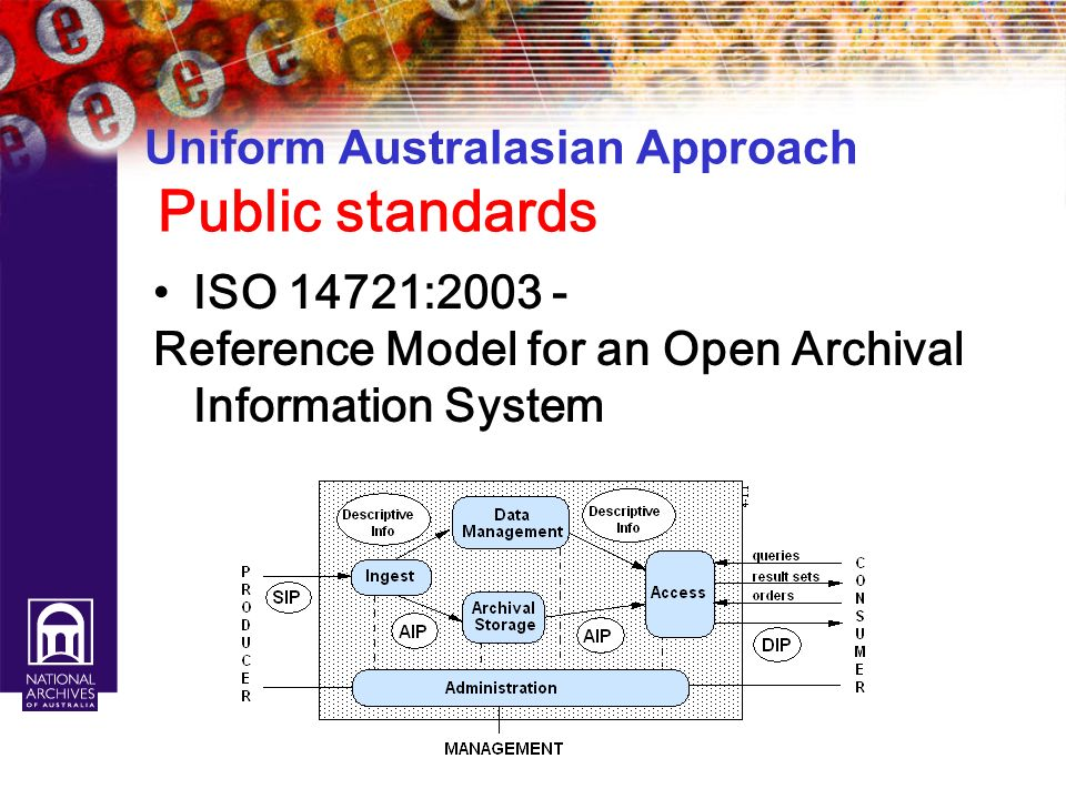 Uniform Australasian Approach Public standards