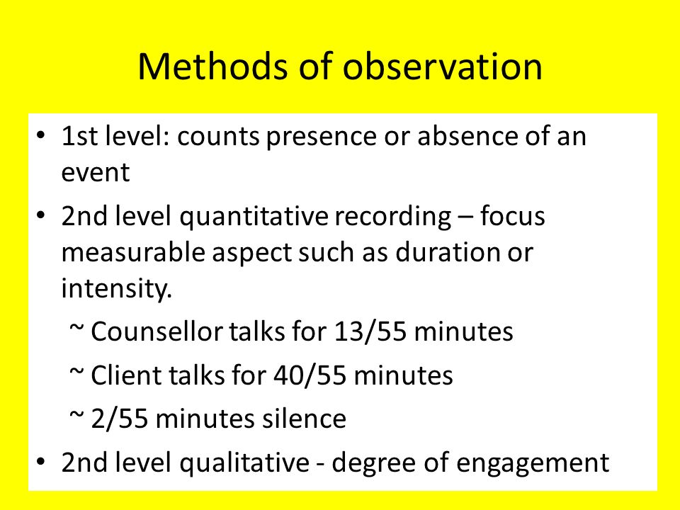 methods of observation level 3 diploma There are 9 qualification levels entry level each entry level qualification is available at three sub-levels - 1, 2 and 3 entry level 3 is the most difficult.