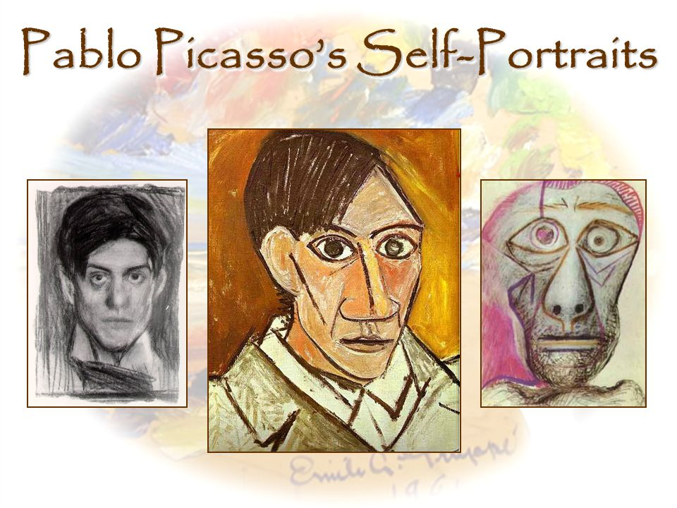 Pablo Picasso's Self-Portraits
