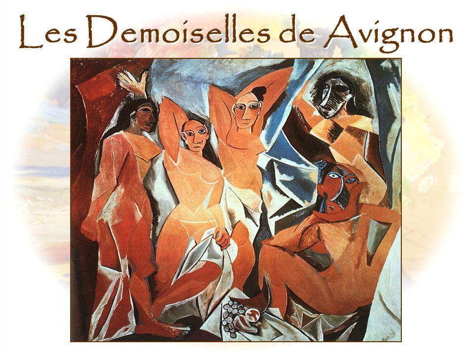 Les Demoiselles de Avignon