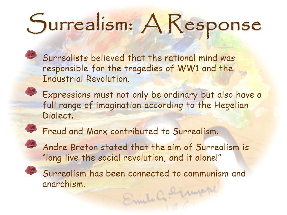 Surrealism: A Response