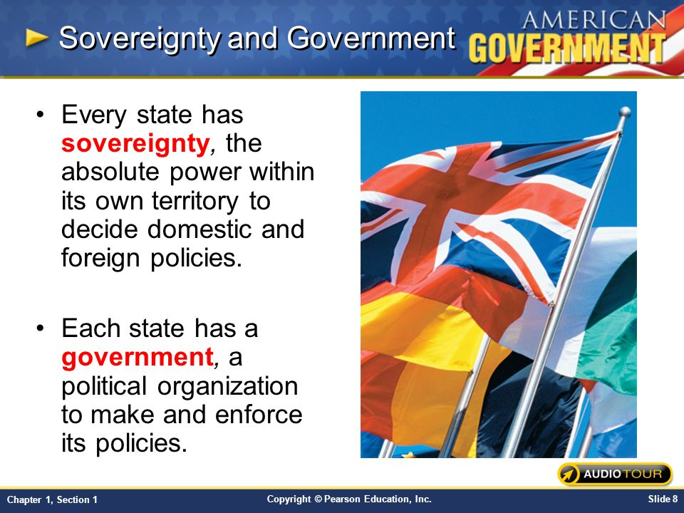 Sovereignty and Government