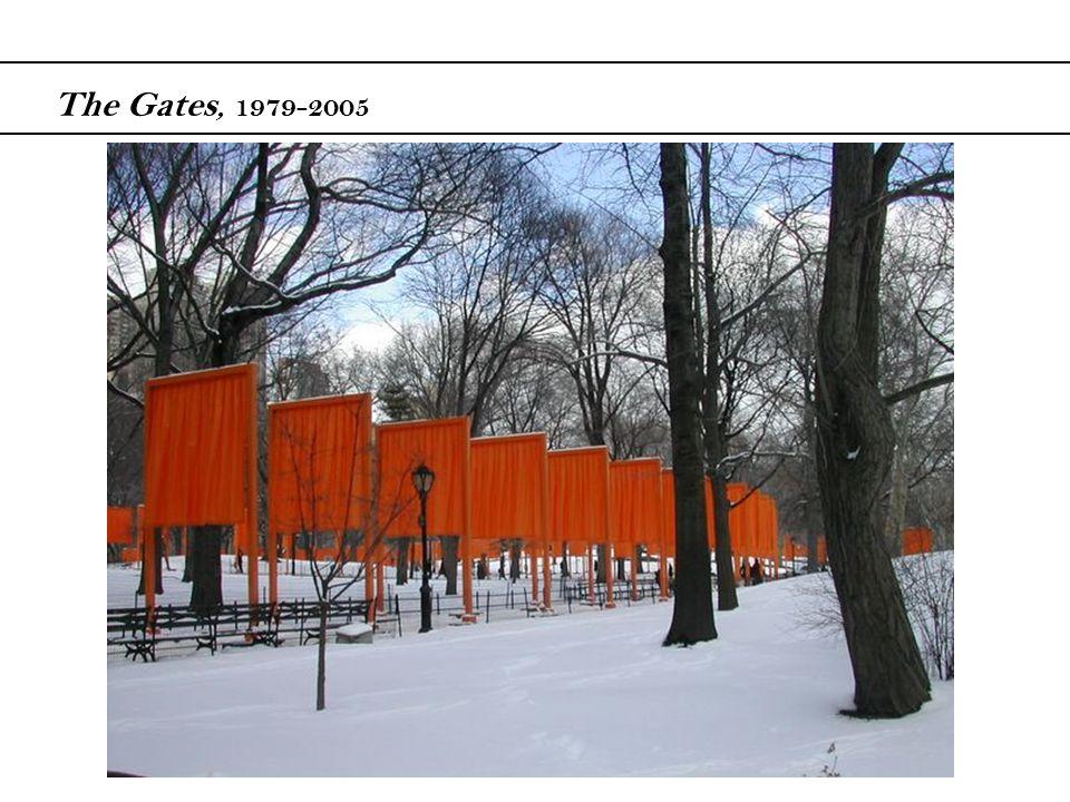 The Gates, 1979-2005