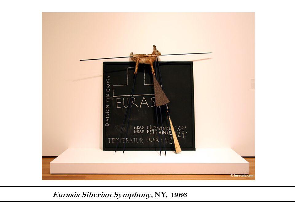 Eurasia Siberian Symphony, NY, 1966