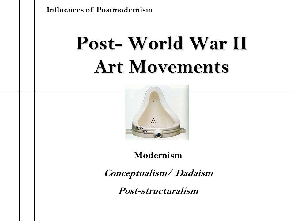 Post- World War II Art Movements