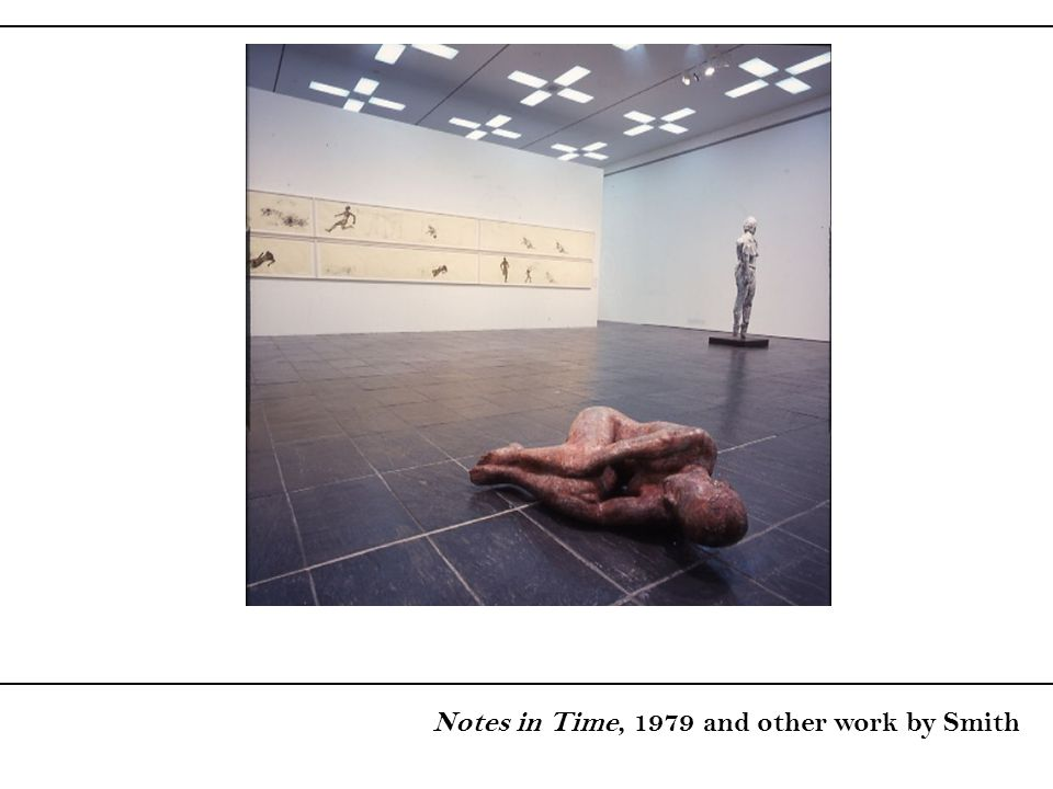 Notes in Time, 1979 and other work by Smith