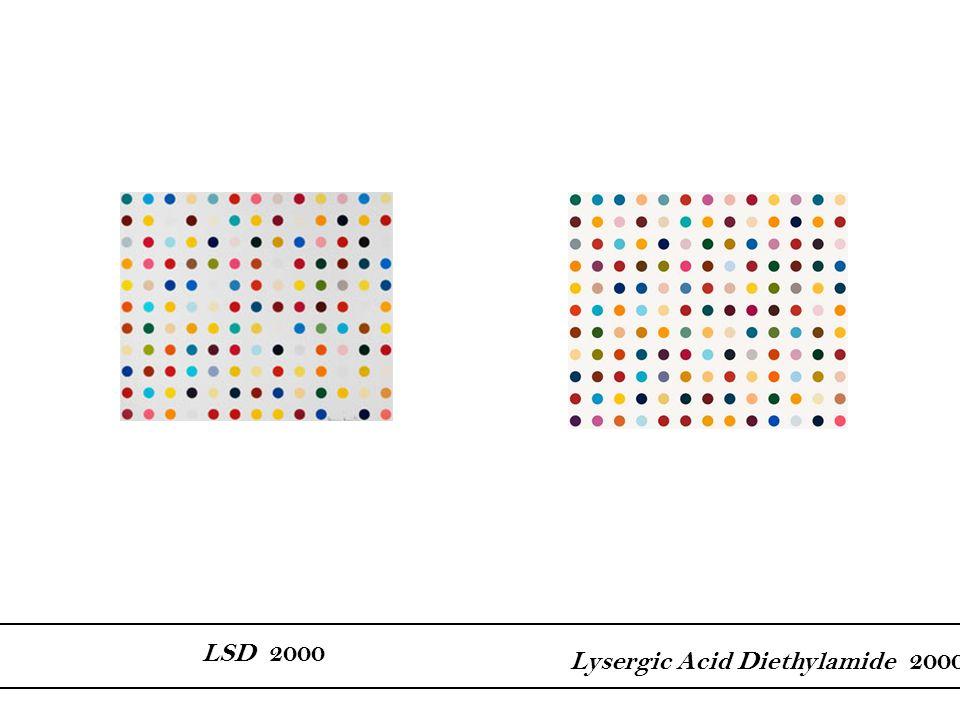 LSD 2000 Lysergic Acid Diethylamide 2000