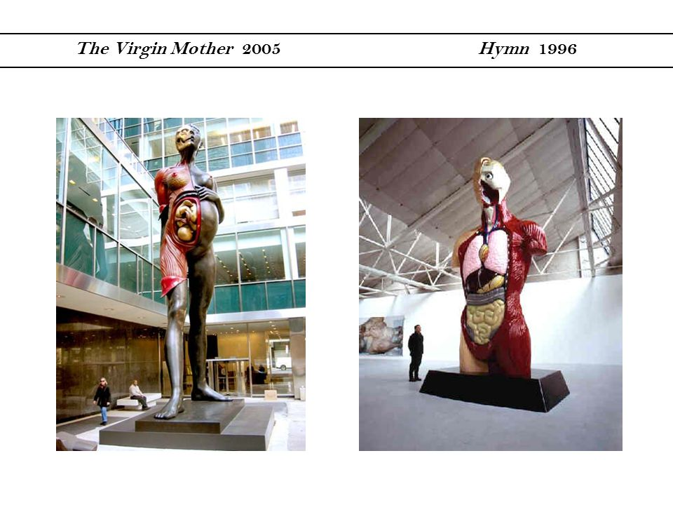 The Virgin Mother 2005 Hymn 1996