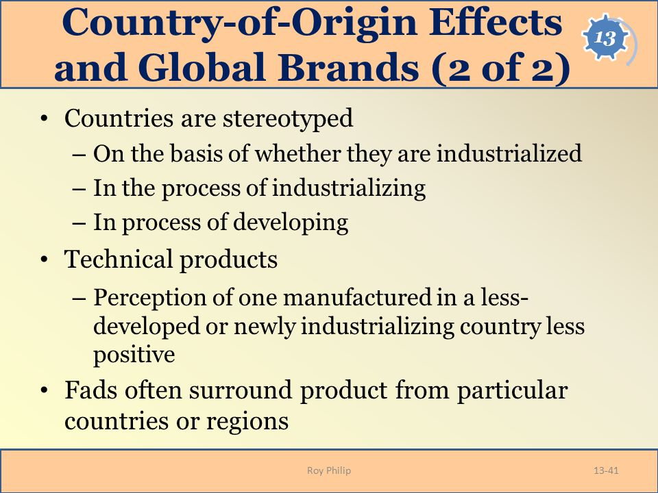 country of origin consumers perception and brand image essay The worth of sport event sponsorship: an event study  unexpectedly brand equity and us country of origin is  brand/sport event image fit on consumers.