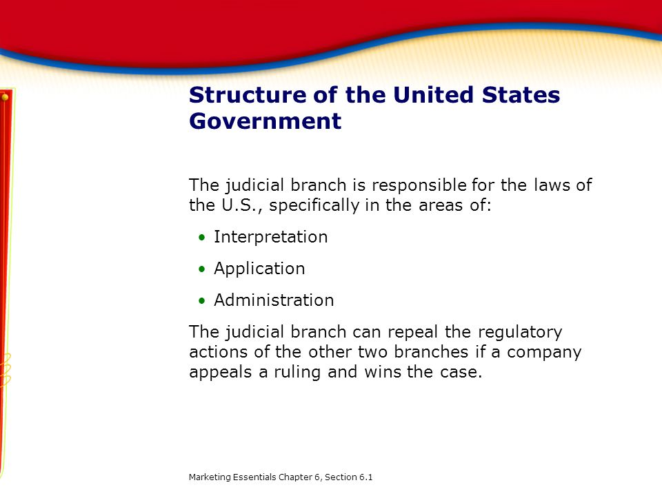 an introduction to the government and the laws of the united states Government introduction united states government, the combination of federal, state, and local laws, bodies, and agencies that is responsible for carrying out the operations of the united.