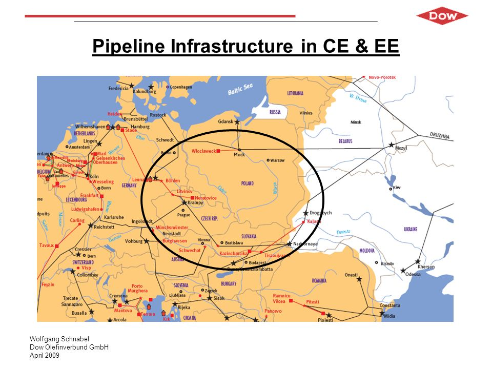 Pipeline Infrastructure in CE & EE
