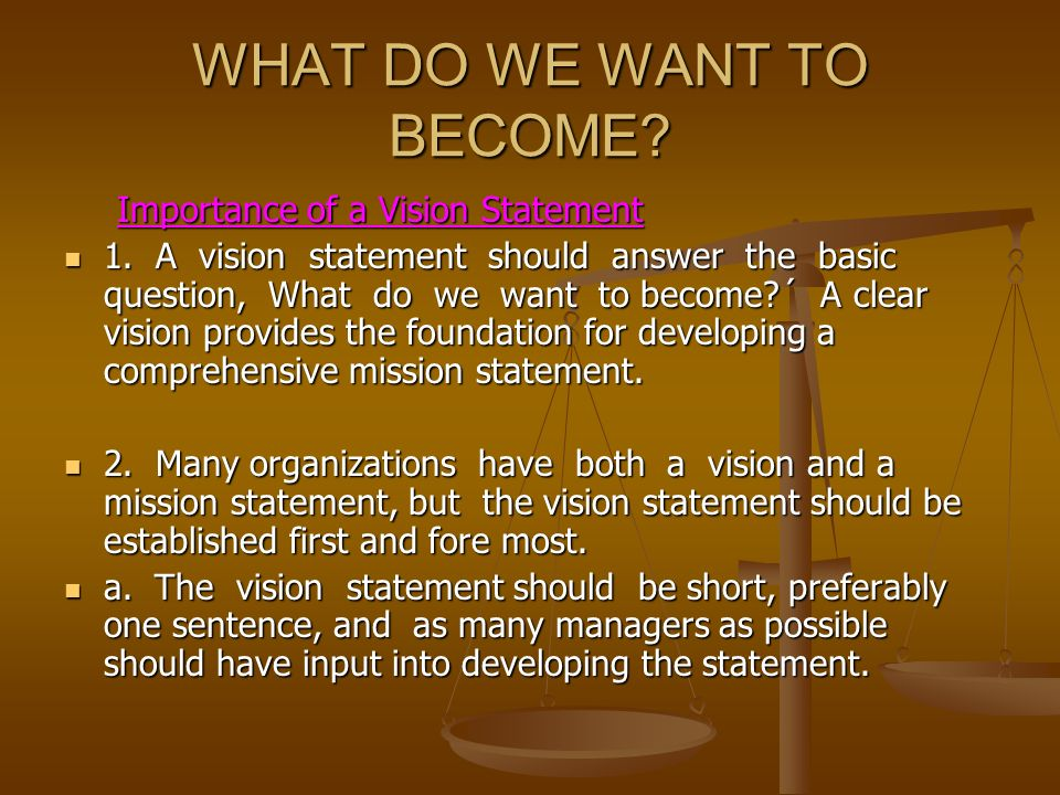 Business Mission And Vision  Ppt Download
