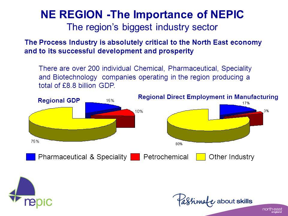 NE REGION -The Importance of NEPIC