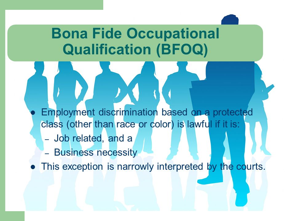 29 CFR 1602 - Sex as a bona fide occupational qualification.