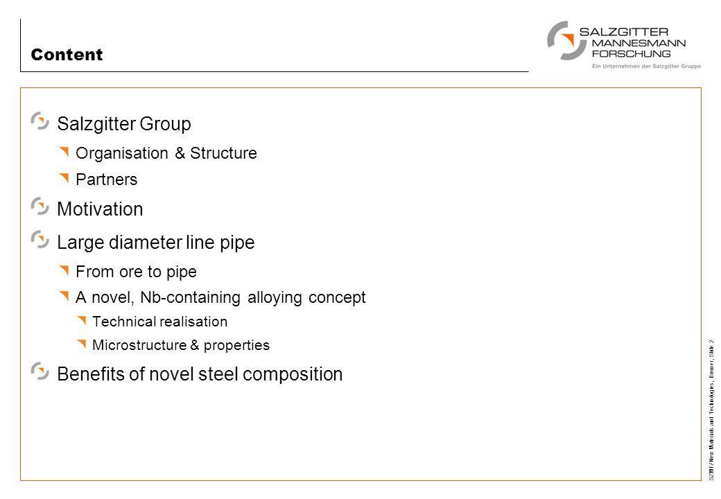 Large diameter line pipe