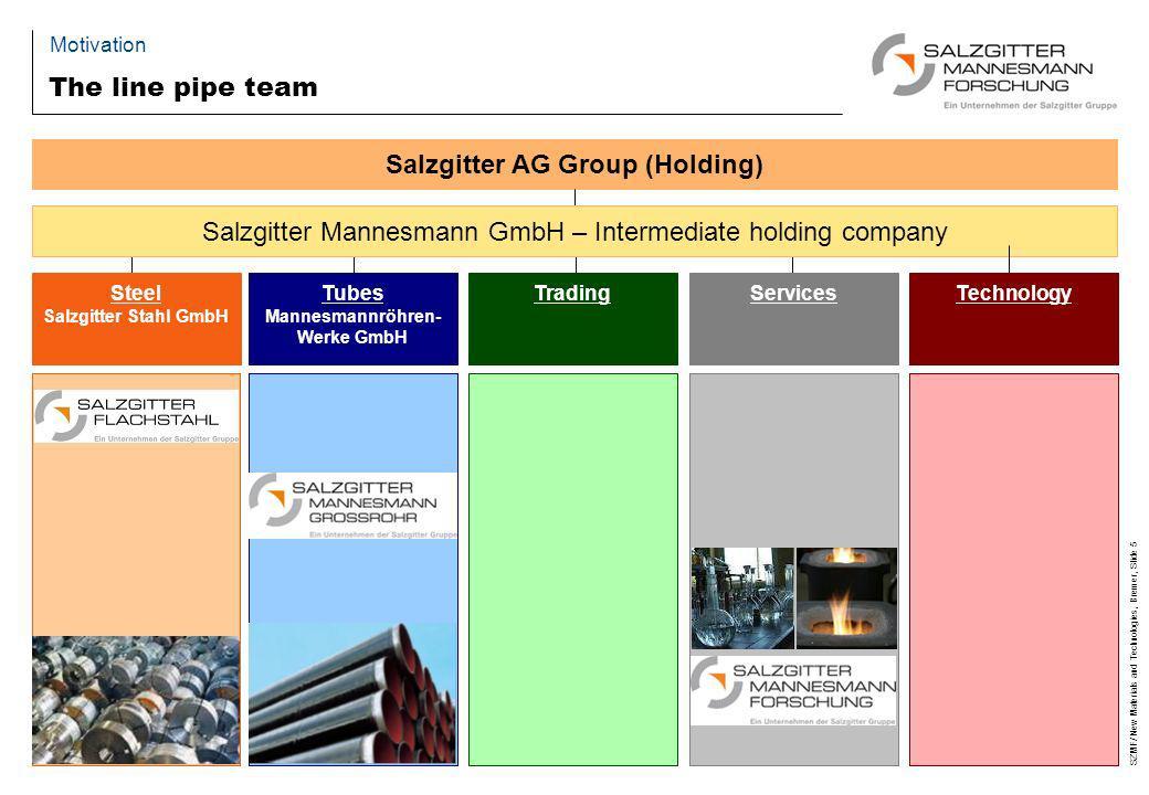 Salzgitter AG Group (Holding)
