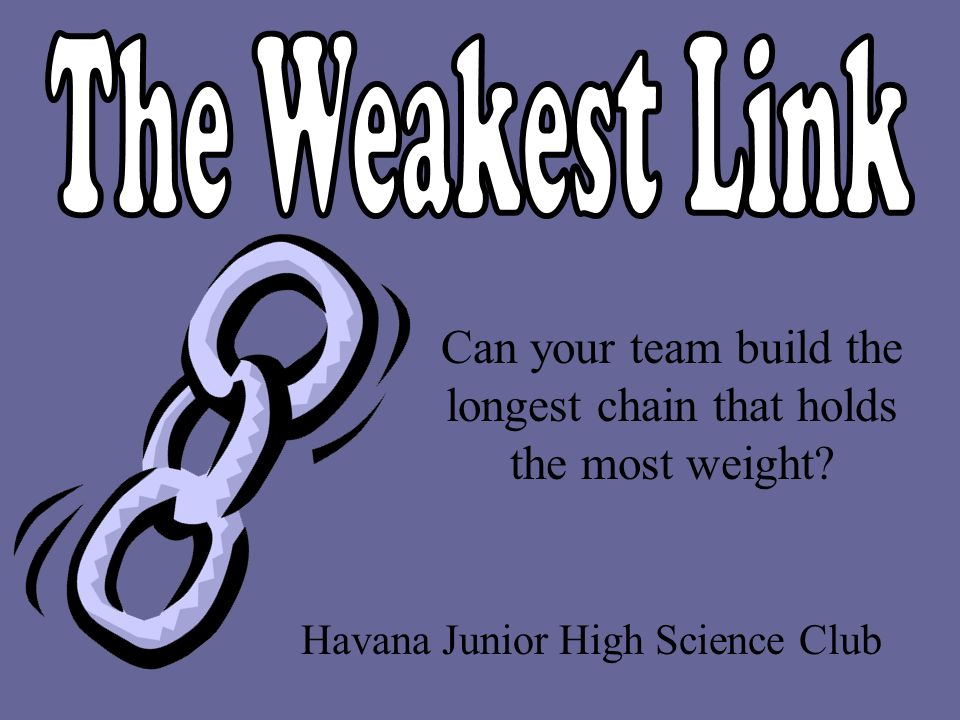 Havana Junior High Science Club