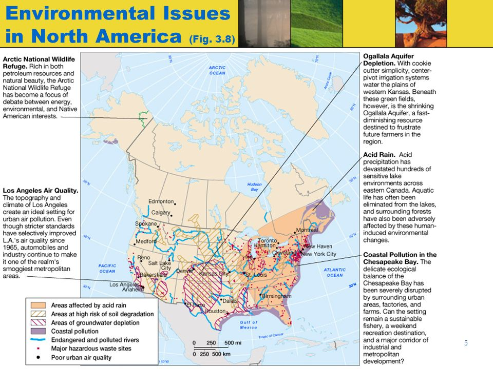 environmental issues in north america and Environmental policy in north america: approaches, capacity, and the management of transboundary issues [robert g healy, debora l vannijnatten, marcela lópez-vallejo] on amazoncom free shipping on qualifying offers this comprehensive analysis of key issues in north american environmental policy.