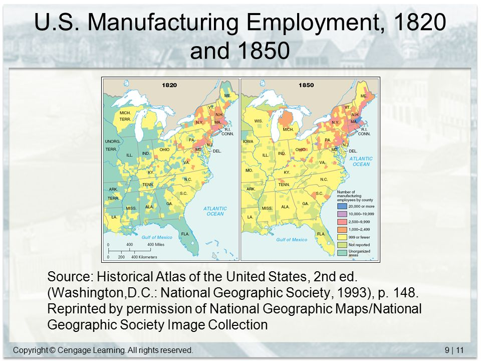 Economic history of the United States