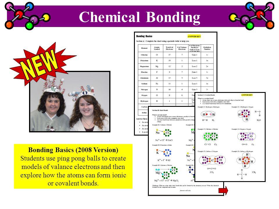 Chemical Bonding NEW.