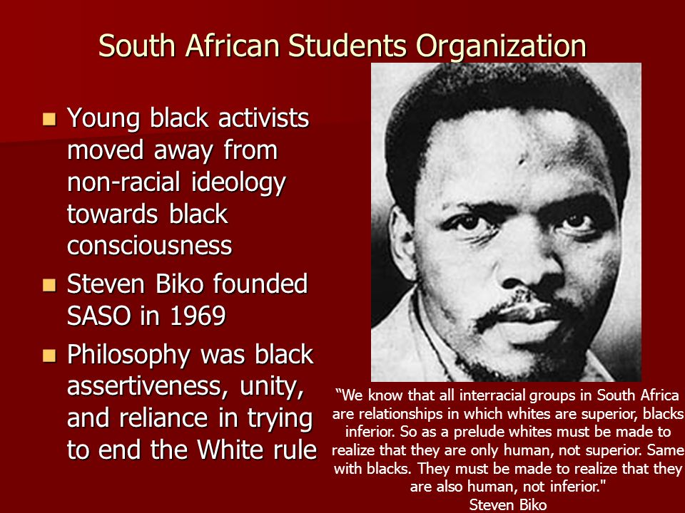 South African Students Organization