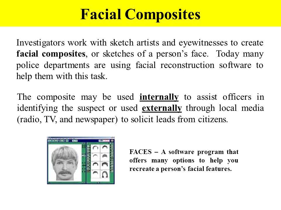 Facial Composites