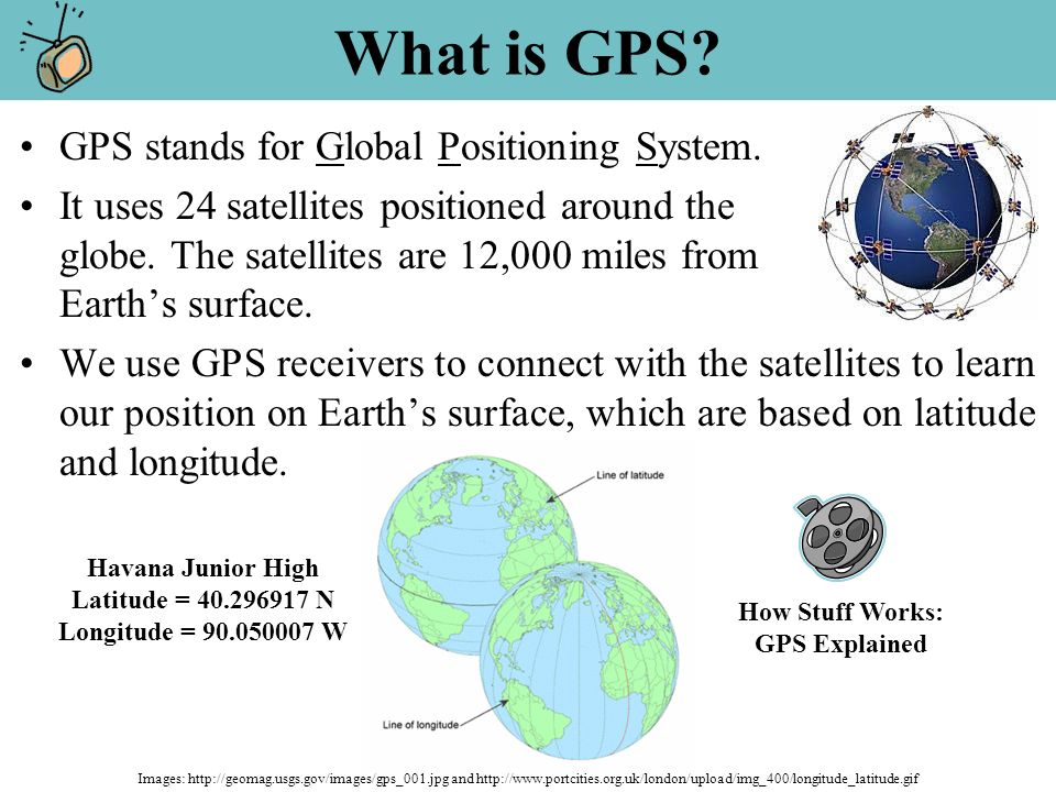 What is GPS GPS stands for Global Positioning System.
