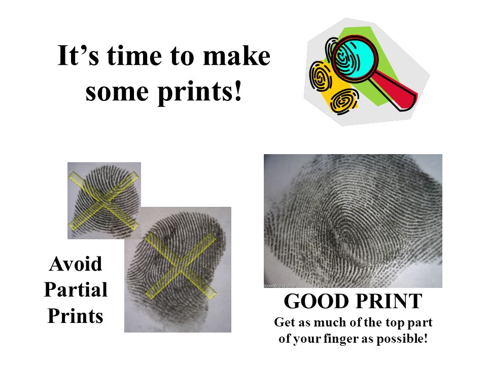 It's time to make some prints!