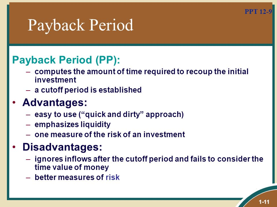 advantages and disadvantages of npv and irr Best answer: lets start with net present value (npv) advantages npv is essential for financial appraisal of long-term projects, it measures the excess or shortfall of cash flows, in the npv model it is assumed to be reinvested at the discount rate used this is appropriate in the absence of capital rationing.