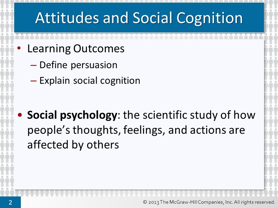 social psychology: attitudes and persuasion essay There are three questions in part b answer one of them in an essay-like format   attitudes based on readings from social psychology ii: if we succeeded in  changing  question there might be no right answers, but more or less  persuasive.