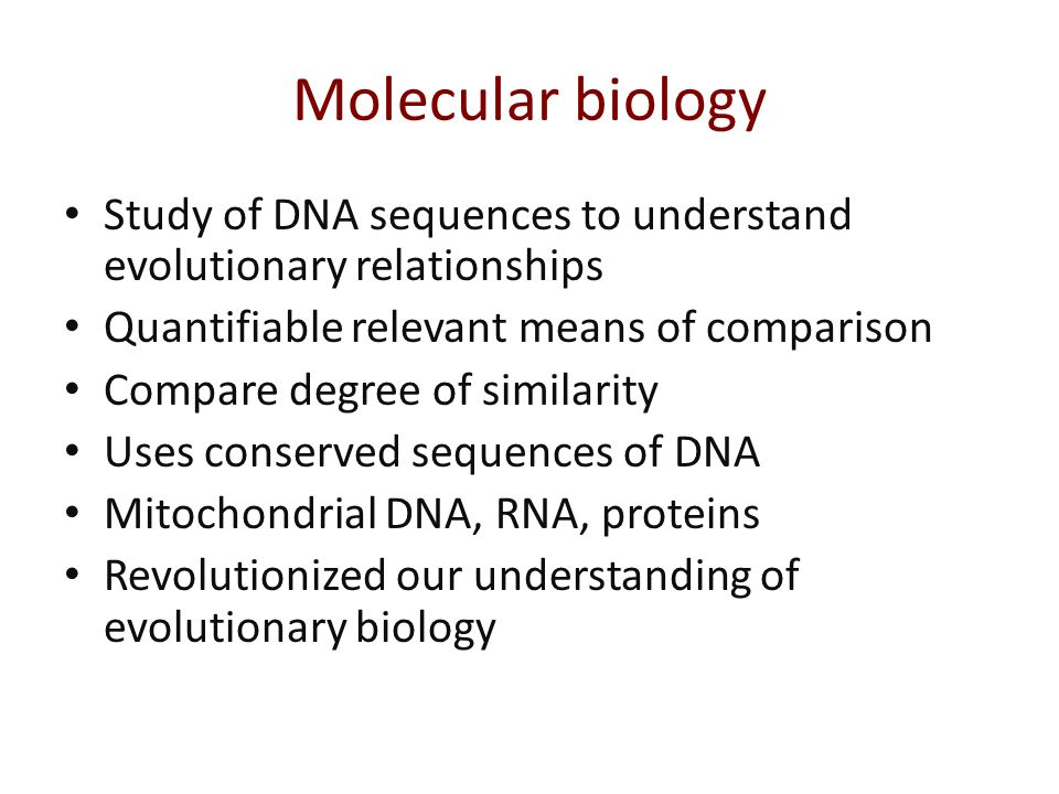 why is an understanding of evolutionary Evolution: evolution, theory in biology postulating that the various types of plants, animals, and other living things on earth have their origin in other preexisting types and that the distinguishable differences are due to modifications in successive generations.