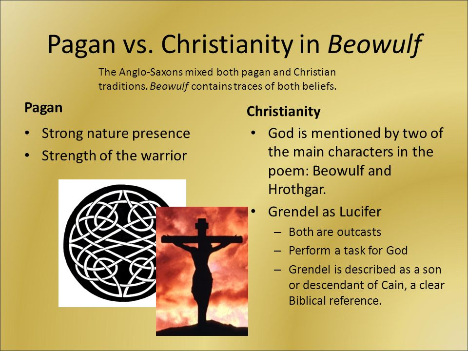 Anglo-Saxon Religion: Paganism