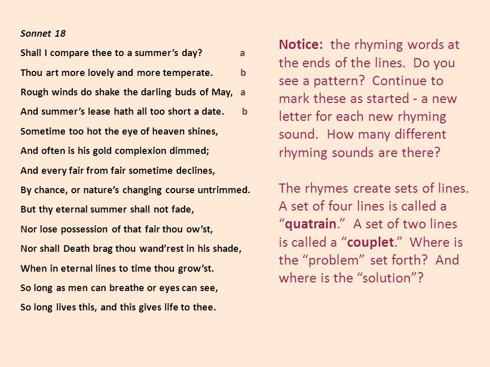 sonnet 18 sonnet 43 compare Aqa relationships sonnet 43 & sonnet 116 published on apr 18, 2014 aqa relationships sonnet 43 & sonnet 116 published in: education 0 comments.