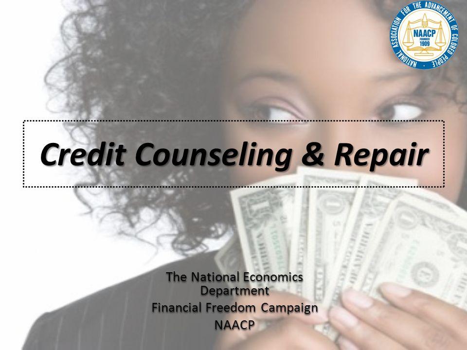 Credit Counseling & Repair