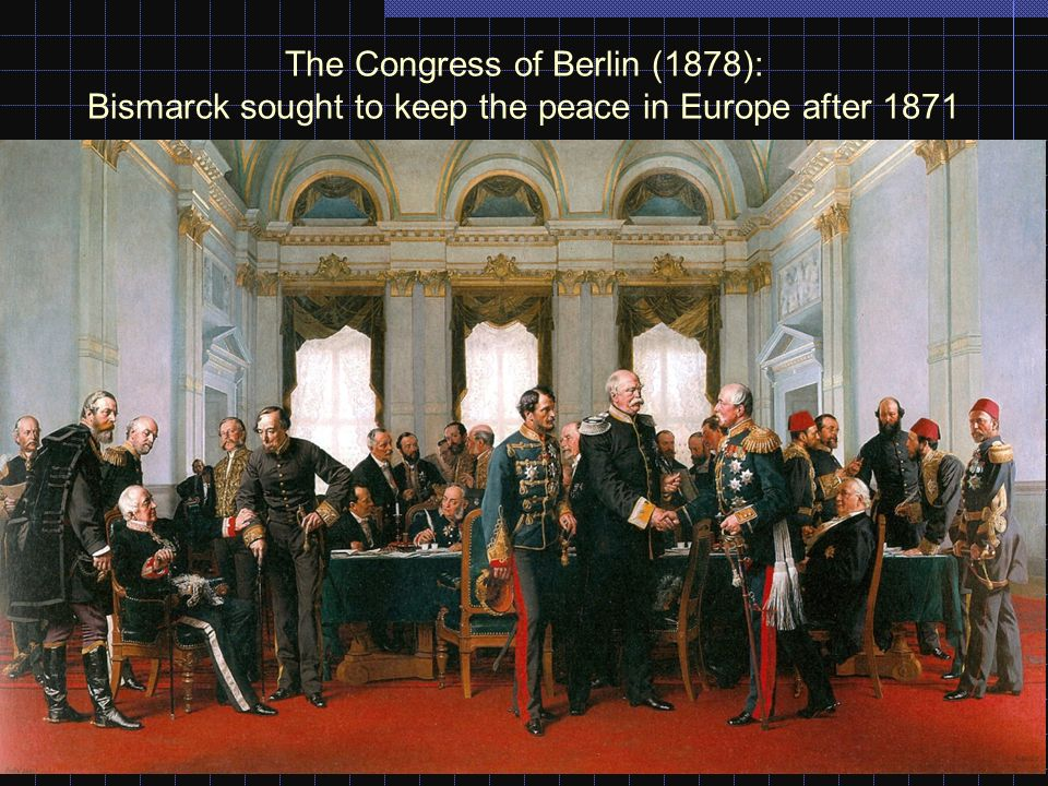 what is the congress of berlin