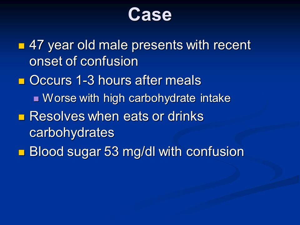 Gastric bypass daily carbohydrates