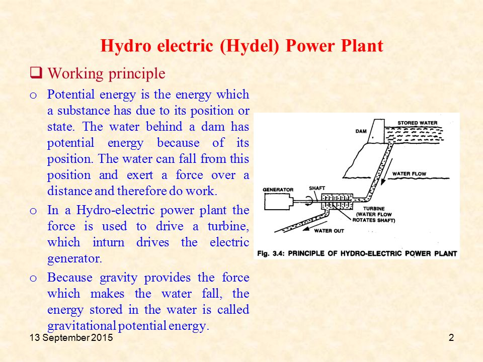 what is hydro energy pdf
